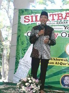 Ustad M Sholahuddin Saat Tausiyah